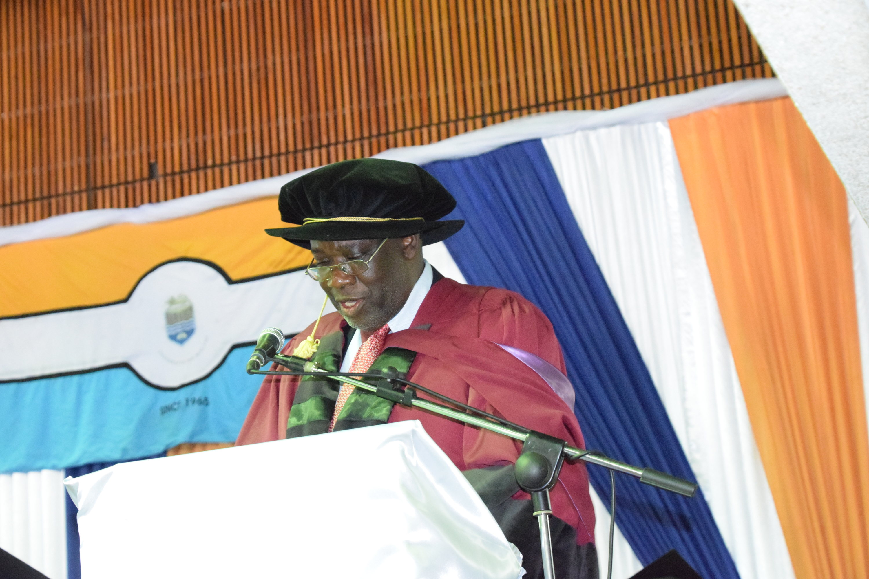 Q & A WITH VICE CHANCELLOR OF UNIVERSITY OF MALAWI