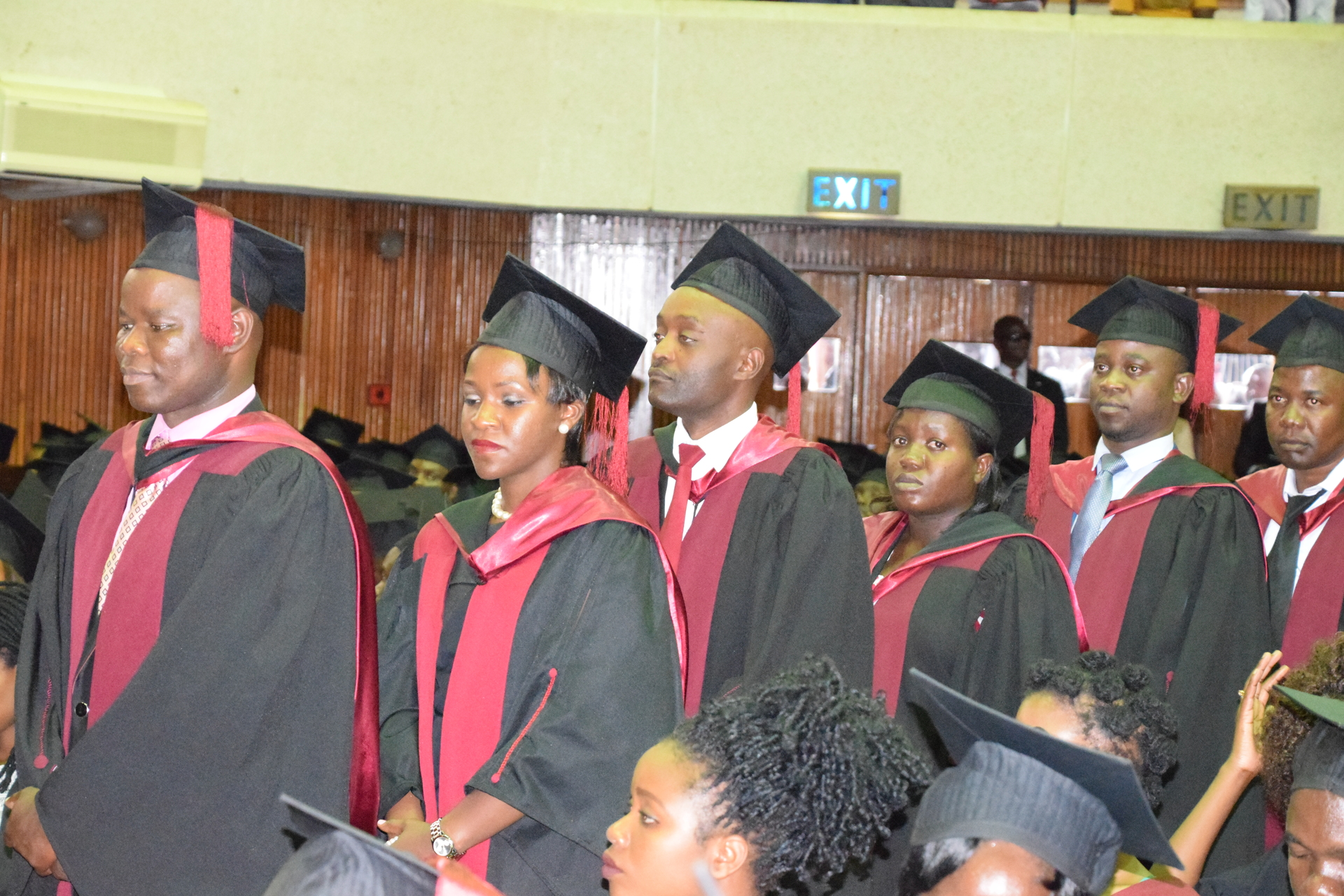 2016/17 UNIMA SECOND GRADUATION ON 28 MARCH 2018